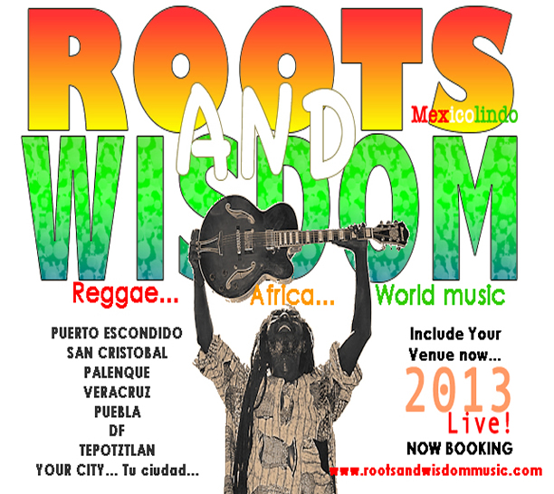Reggae... Africa... World music... Afropop... Afro Beat...